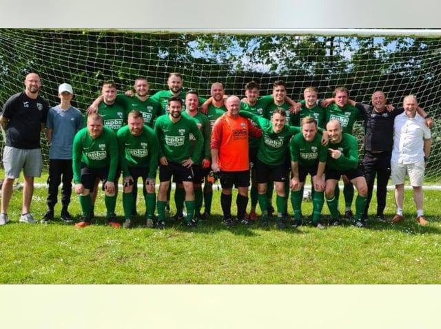 Premier Division champions APBS