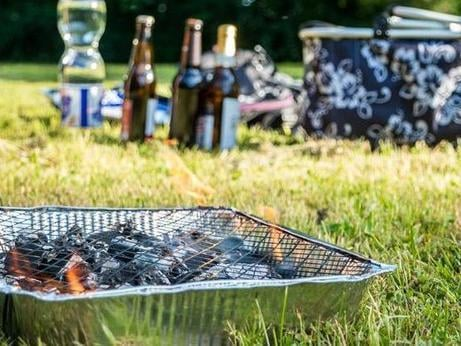Officials urge caution if you're lighting up a disposable barbeque in Aylesbury