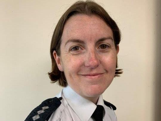 Chief Inspector Rachel Patterson