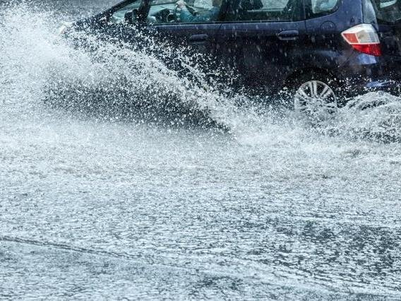 Friday was one of the wettest days in the Vale in years