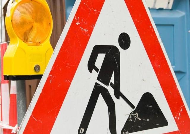 plenty of roadworks are planned across Bucks this week