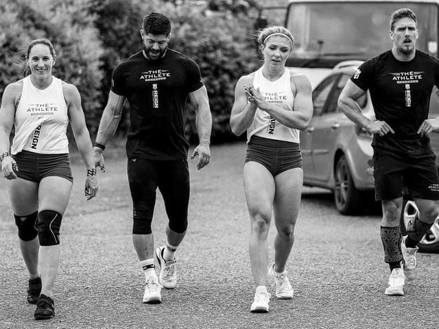 The CrossFit Aylesbury team have qualified for the World CrossFit Games in the United States