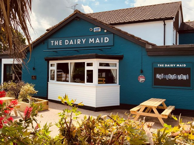 The Dairy Maid in Aylesbury