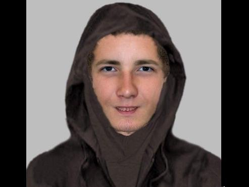 Do you recognise this teenager from the police e-fit?