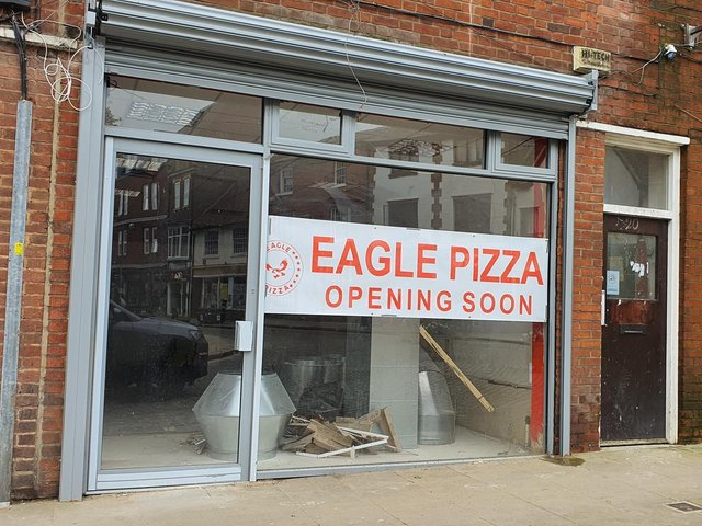 Eagle Pizza Aylesbury