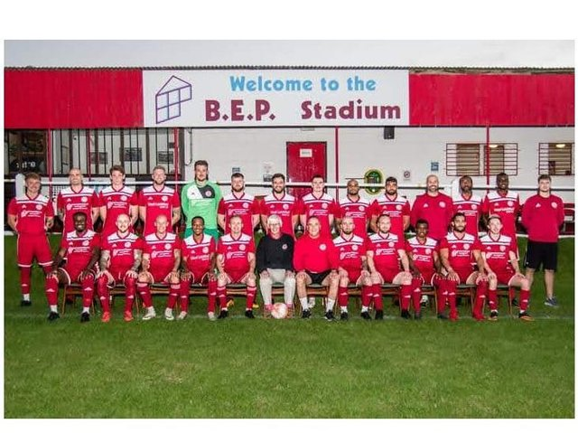 Unbeaten in the league for the last two seasons, Risborough Rangers start their 2021-22 campaign at Leighton Town On August 3  (Picture Swale Photography)