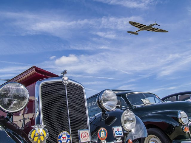 Chearsley Village 'Classic & Vintage Fun Day' returns this year