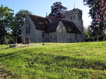 Aston Abbotts Church