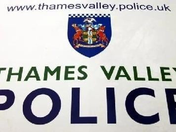 Thames Valley Police caught the pair dealing drugs