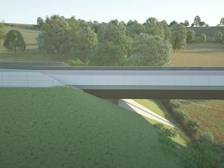 How the Viaduct should look on completion