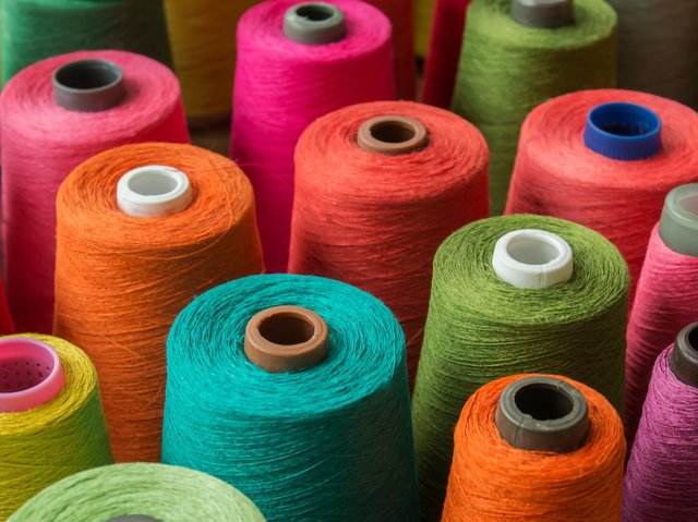 The exhibition shows textiles used in various ways (photo: Shutterstock)
