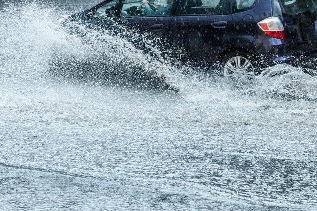 Storm Christoph is bringing wet weather to the UK over the next few days